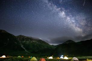 雷鳥沢 日本 富山県 立山町の写真素材 [FYI03392128]