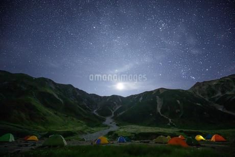 雷鳥沢 日本 富山県 立山町の写真素材 [FYI03392129]