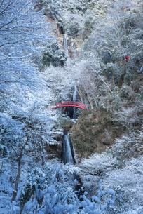 五宝の滝 日本 岐阜県 八百津町の写真素材 [FYI03392375]