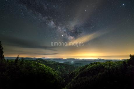 茶臼山高原 日本 愛知県 設楽町の写真素材 [FYI03392417]