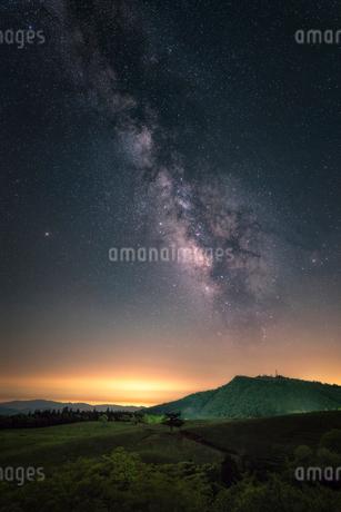 茶臼山高原 日本 愛知県 設楽町の写真素材 [FYI03392418]