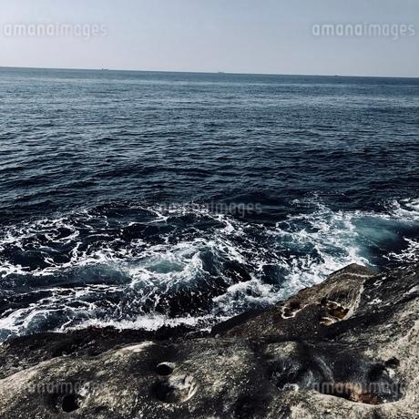 波打ちの写真素材 [FYI03392531]