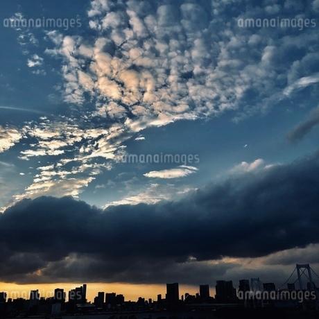 空の写真素材 [FYI03392635]