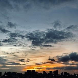 空の写真素材 [FYI03392637]