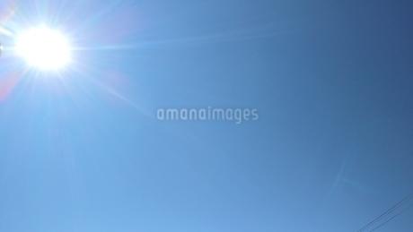 空の写真素材 [FYI03392680]