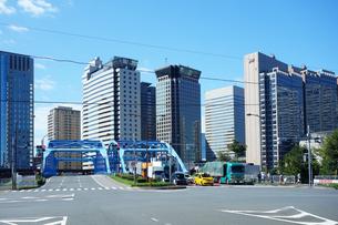 東京 天王洲アイル界隈の写真素材 [FYI03392804]