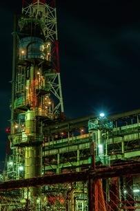 堺泉北臨海工業地帯 日本 大阪府 堺市の写真素材 [FYI03392881]