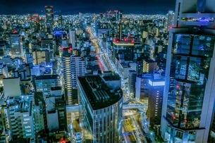 大阪駅前第3ビル 日本 大阪府 大阪市の写真素材 [FYI03392907]
