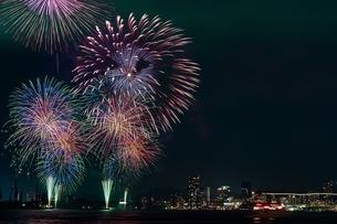 ポートアイランド北公園 日本 兵庫県 神戸市の写真素材 [FYI03392909]