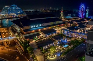 神戸ハーバーランドumie 日本 兵庫県 神戸市の写真素材 [FYI03392942]