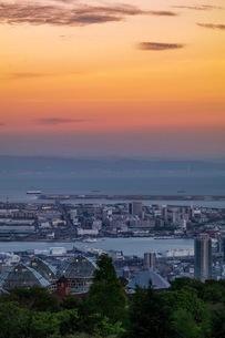 布引ハーブ園 日本 兵庫県 神戸市の写真素材 [FYI03392943]