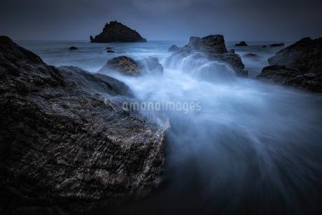 太平洋ロングビーチ 日本 愛知県 田原市の写真素材 [FYI03393041]