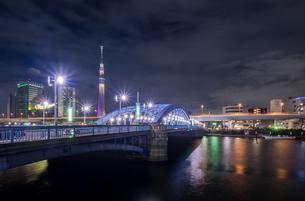 駒形橋 日本 東京都 台東区の写真素材 [FYI03393112]
