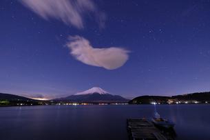 山中湖平野地区 日本 山梨県 山中湖村の写真素材 [FYI03393113]