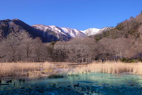 奥日光・湯ノ湖 日本 栃木県 日光市の写真素材 [FYI03393134]