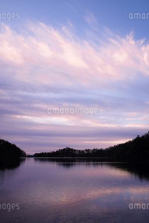 湯ノ湖 の写真素材 [FYI03393136]