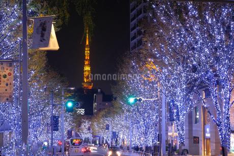 六本木ヒルズ 日本 東京都 港区の写真素材 [FYI03393137]