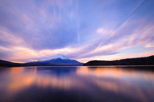 山中湖 日本 山梨県 山中湖村の写真素材 [FYI03393152]