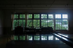 廃校 日本 東京都 府中市の写真素材 [FYI03393179]