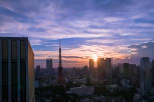 世界貿易センタービル 日本 東京都 港区の写真素材 [FYI03393181]
