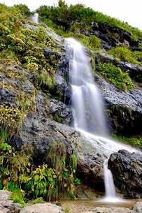 垂水の滝 (たるみのたき) 日本 石川県 珠洲市の写真素材 [FYI03393331]