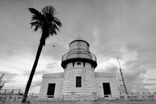 禄剛崎灯台 日本 石川県 珠洲市の写真素材 [FYI03393333]