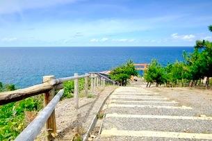 関野鼻自然公園 日本 石川県 志賀町の写真素材 [FYI03393338]