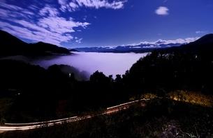 大望峠 日本 長野県 長野市の写真素材 [FYI03393386]