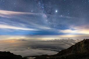 富士山 日本 静岡県 富士宮市の写真素材 [FYI03393479]