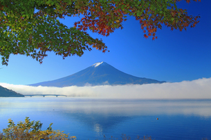 河口湖円形ホール 日本 山梨県 富士河口湖町の写真素材 [FYI03393482]