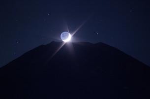 山中湖 日本 山梨県 山中湖村の写真素材 [FYI03393507]