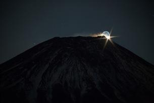 朝霧高原 日本 静岡県 富士宮市の写真素材 [FYI03393512]