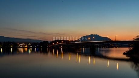 河口湖 の写真素材 [FYI03393527]
