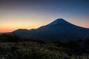 竜ヶ岳 の写真素材 [FYI03393532]