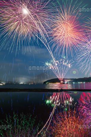 山中湖 日本 山梨県 山中湖村の写真素材 [FYI03393556]