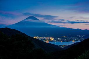 天下茶屋 日本 山梨県 富士河口湖町の写真素材 [FYI03393557]