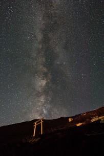 富士山頂 日本 静岡県 小山町の写真素材 [FYI03393561]