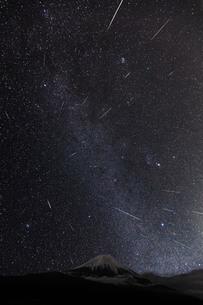朝霧高原 日本 静岡県 富士宮市の写真素材 [FYI03393576]