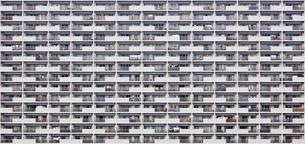 集合住宅の写真素材 [FYI03394362]