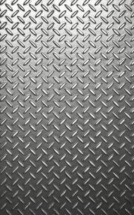 縞鋼板の写真素材 [FYI03394378]
