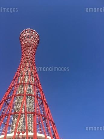 ポートタワーの写真素材 [FYI03394489]
