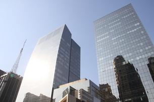 サンパウロのビジネス街の写真素材 [FYI03394568]