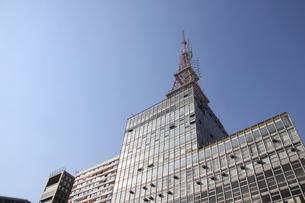 サンパウロのビジネス街の写真素材 [FYI03394587]