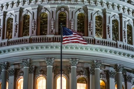 アメリカ合衆国議会議事堂(United States Capitol)の写真素材 [FYI03394591]