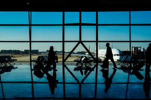北京国際空港ターミナルのイメージの写真素材 [FYI03394593]