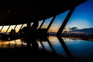 文京シビックセンター展望台の写真素材 [FYI03394621]