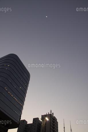 サンパウロのビジネス街の写真素材 [FYI03394631]