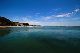 海と青空の写真素材 [FYI03394746]