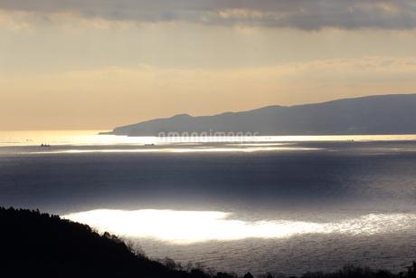大島の写真素材 [FYI03394755]