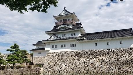 富山城の写真素材 [FYI03394761]